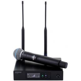 QLX24 BETA 58 G51 KIT RADIOMICROFONO A MANO