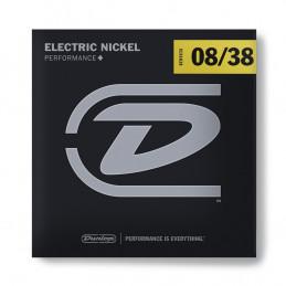 DEN0838 Nickel Plated Steel, Extra Light, Set/6