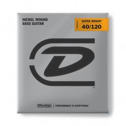 DBSBN40120 Super Bright Nickel Wound, Light Set/5