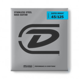 DBSBS45125 Super Bright Stainless Steel, Medium Set/5