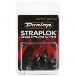 SLS1103BK Straplok Original Strap Retainer System, Black