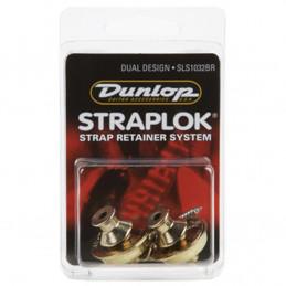 SLS1032BR Straplok Dual Design Strap Retainer System, Brass
