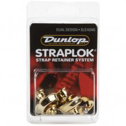 SLS1034G Straplok Dual Design Strap Retainer System, Gold