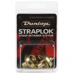 SLS1402BR Straplok Flush Mount Strap Retainer System, Brass