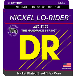 NLH5-40 NICKEL LO-RIDER