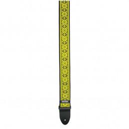 D67-02YE Strap Jacquard Fillmore Yellow