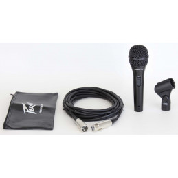 PV®I 2 BLACK MICROPHONE - XLR CABLE