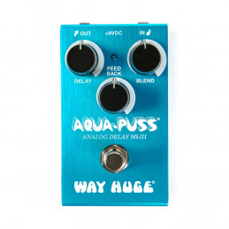 WM71 Smalls Aqua Puss Analog Delay