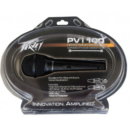 PV®I 100 MICROPHONE - XLR W/ CLAM SHELL