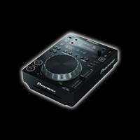 Lettori CD-MP3 per DJ